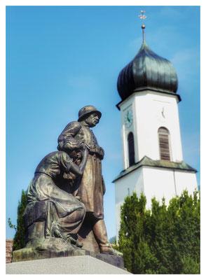 Kriegerdenkmal in Andelsbuch