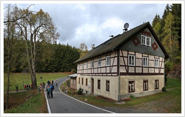 die einsame Gnauckmühle