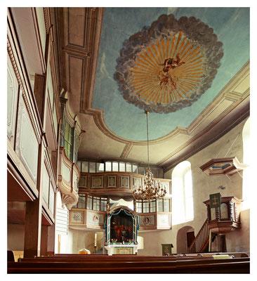 kleine Dorfkirche (Langenhennersdorf)