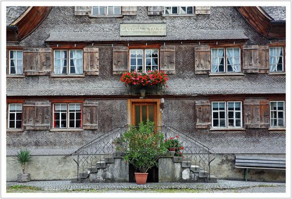 Vorarlberger Baukunst in Andelsbuch (2017)