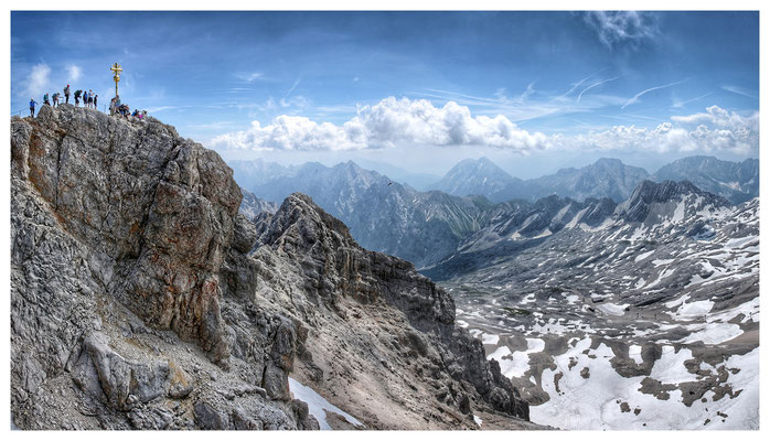 Top of Germany (Zugspitze)