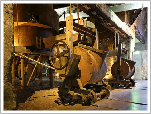 inatura – Erlebnis Naturschau Dornbirn in einer alten Gießerei