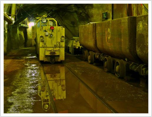 Uranbergwerk Königstein