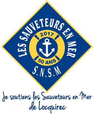 logo SNSM Locquirrec Tregor