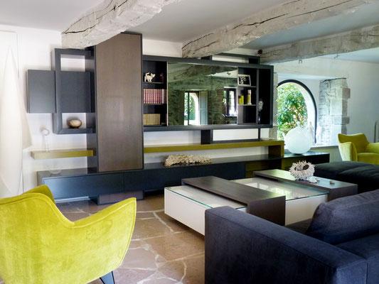 Cuisines autres agencements mathieu le guern design for Living design contemporain
