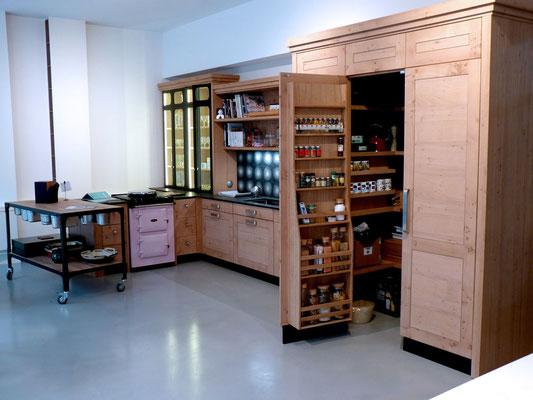Cuisines autres agencements mathieu le guern design for Rangement cellier cuisine