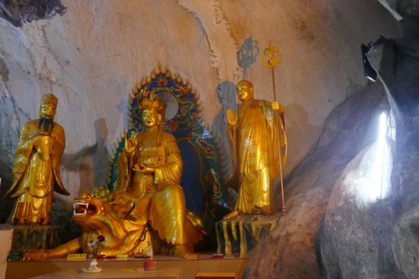 Perak Tong Tempel - Ipoh