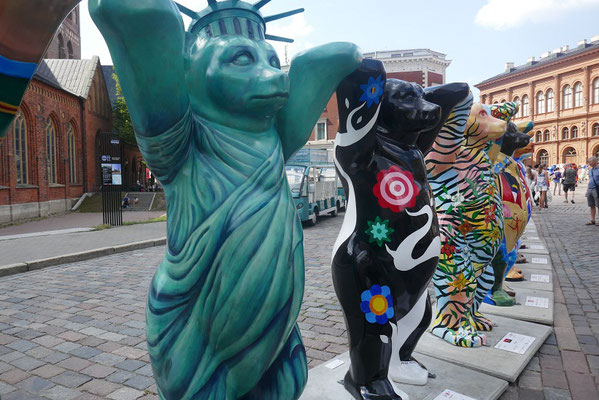 Riga - Buddy Bears