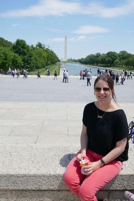 Washington DC - Reflecting Pool