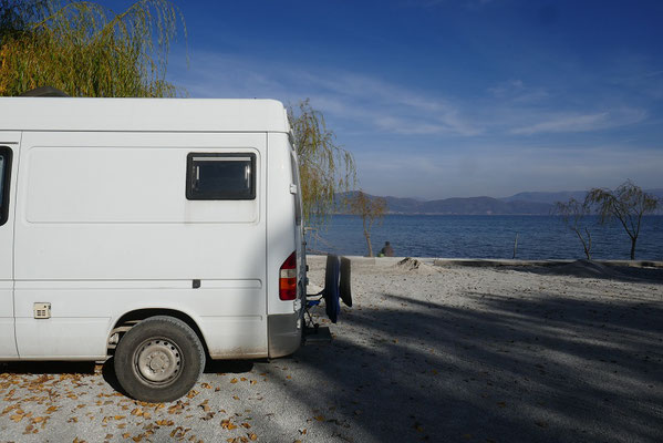 Camping Rino am Ohrid-See