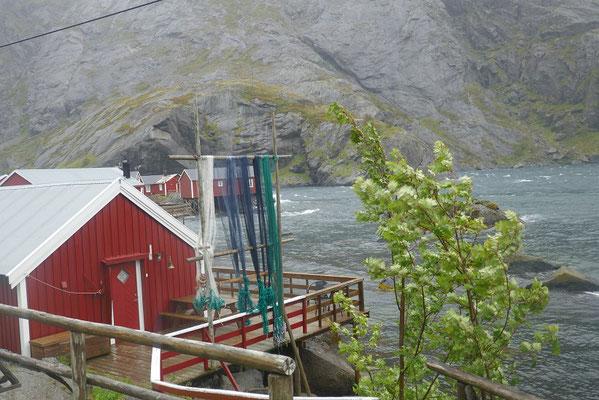 Impressionen von den Lofoten - Nusfjord