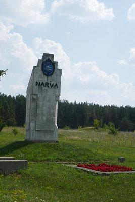 Grenzstadt Narva