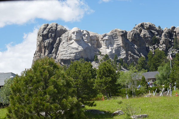 Mount Rishmore