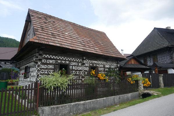 Lebkuchen-Dörfchen Cicmany