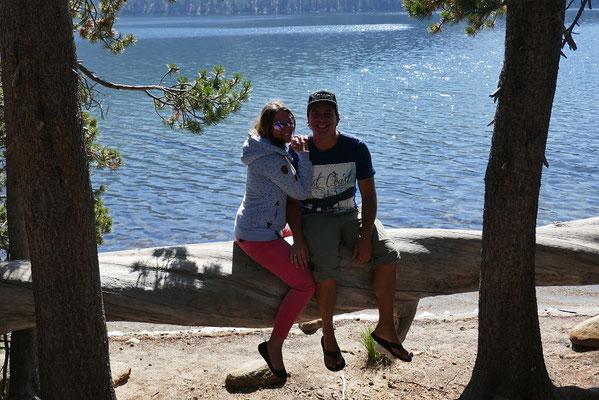 Yosemite Nationalpark - Tenaya Lake