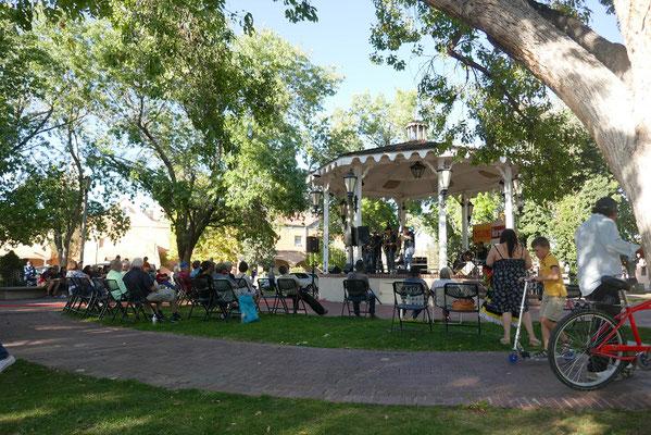 Konzert in Albuquerque