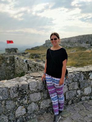 Burg Rozafa in Shkodra