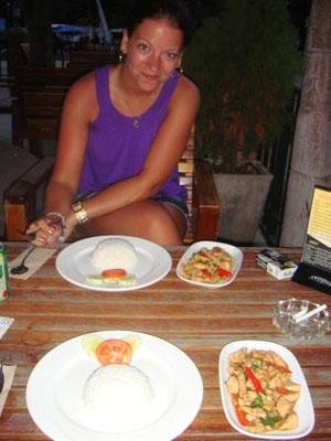 Leckeres Thai-Food