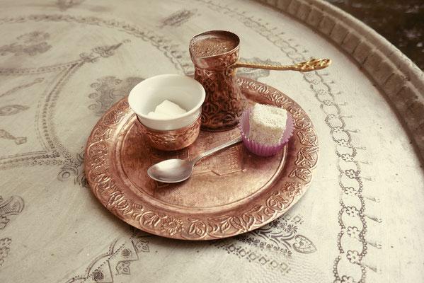 ein bosnischer Kaffee
