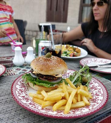 Kamel-Burger