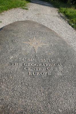 Mittelpunkt Europas
