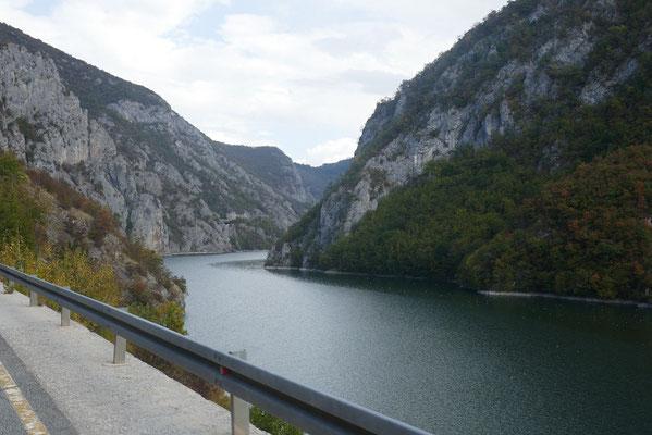Ufer der Drina
