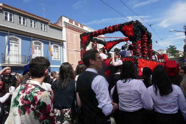 Coimbra - Queima das Fitas