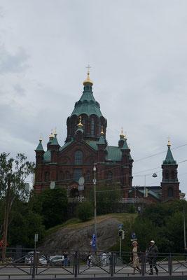 Helsinki - Uspenski Kathedrale