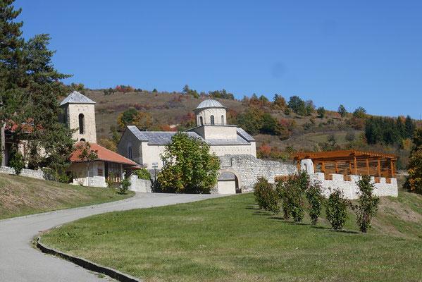 Kloster Sopoċani