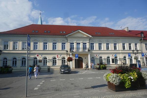 Auschwitz Stadtzentrum