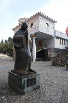 Skopje - Geburtshaus von Mutter Teresa