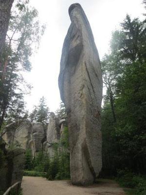 Adersbacher Felsen