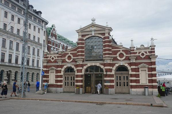 Helsinki - Markthalle