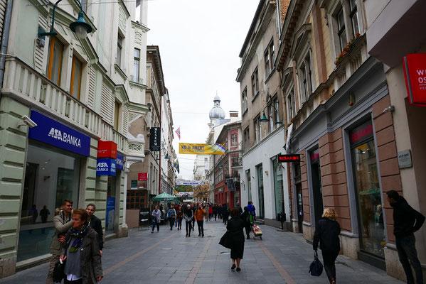 Sarajevo's moderne Neustadt