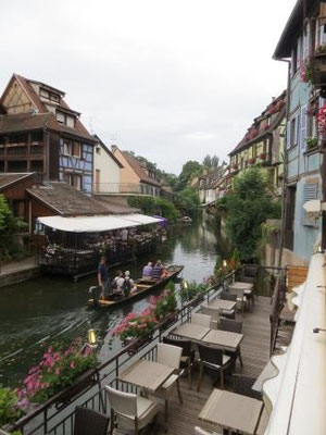 Impressionen aus Colmar - Klein Venedig