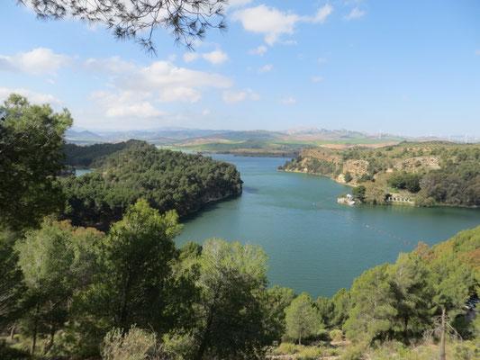 Wandergebiet El Chorro