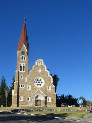 Impressionen aus Windhoek - Christuskirche