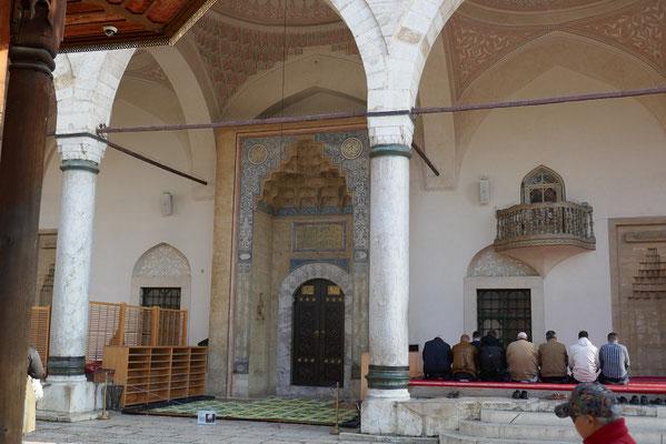 Sarajevo - Husrev-Bey's Moschee