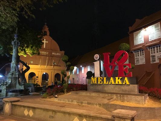 Melakka - Dutch Square