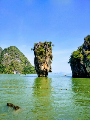 James-Bond-Insel Khao Phing Kan
