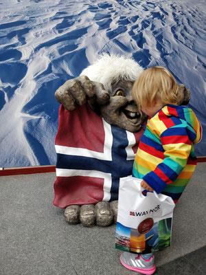 am Polarkreis