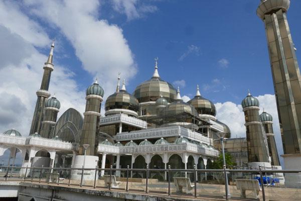 Kuala Terengganu - Kristallmoschee
