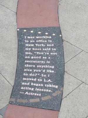 Im Hollywood & Highland Center werden große Träume geschürt