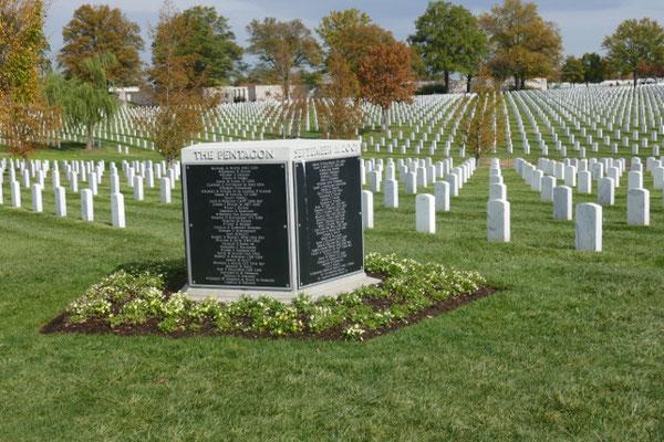 9/11 Memorial für die Opfer des Pentagon