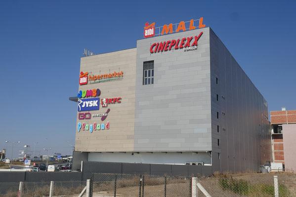 große Shoppingmalls