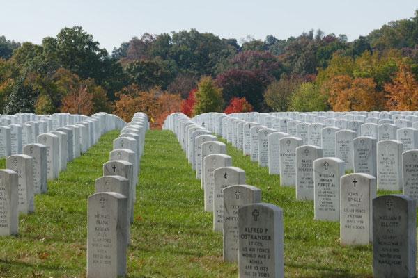 Soldatenfriedhof Arlington
