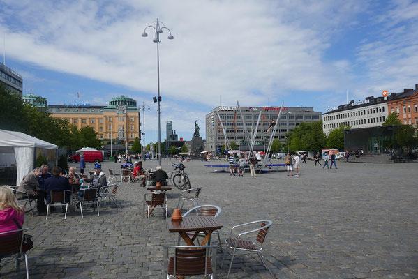 Innenstadt von Vaasa