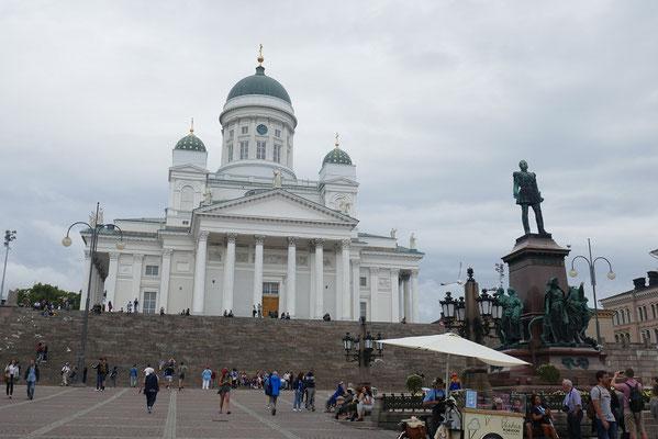 Helsinki - Domkirche