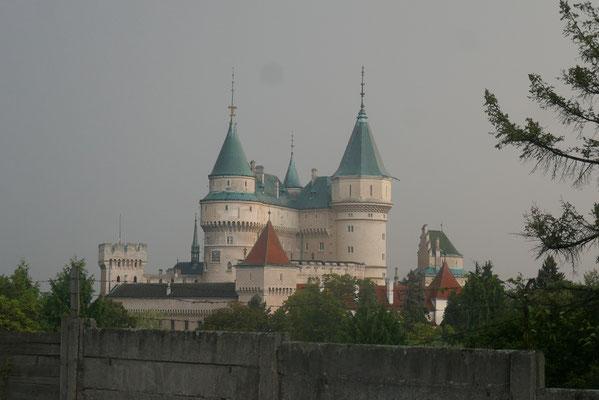 Prinzessinnen-Schloss Bojnice