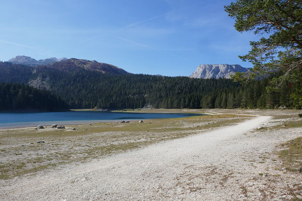 Durmitor Nationalpark - Black Lake